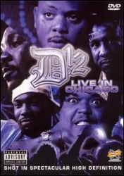 D12 - Live in Chicago - DVD IMPORTADO